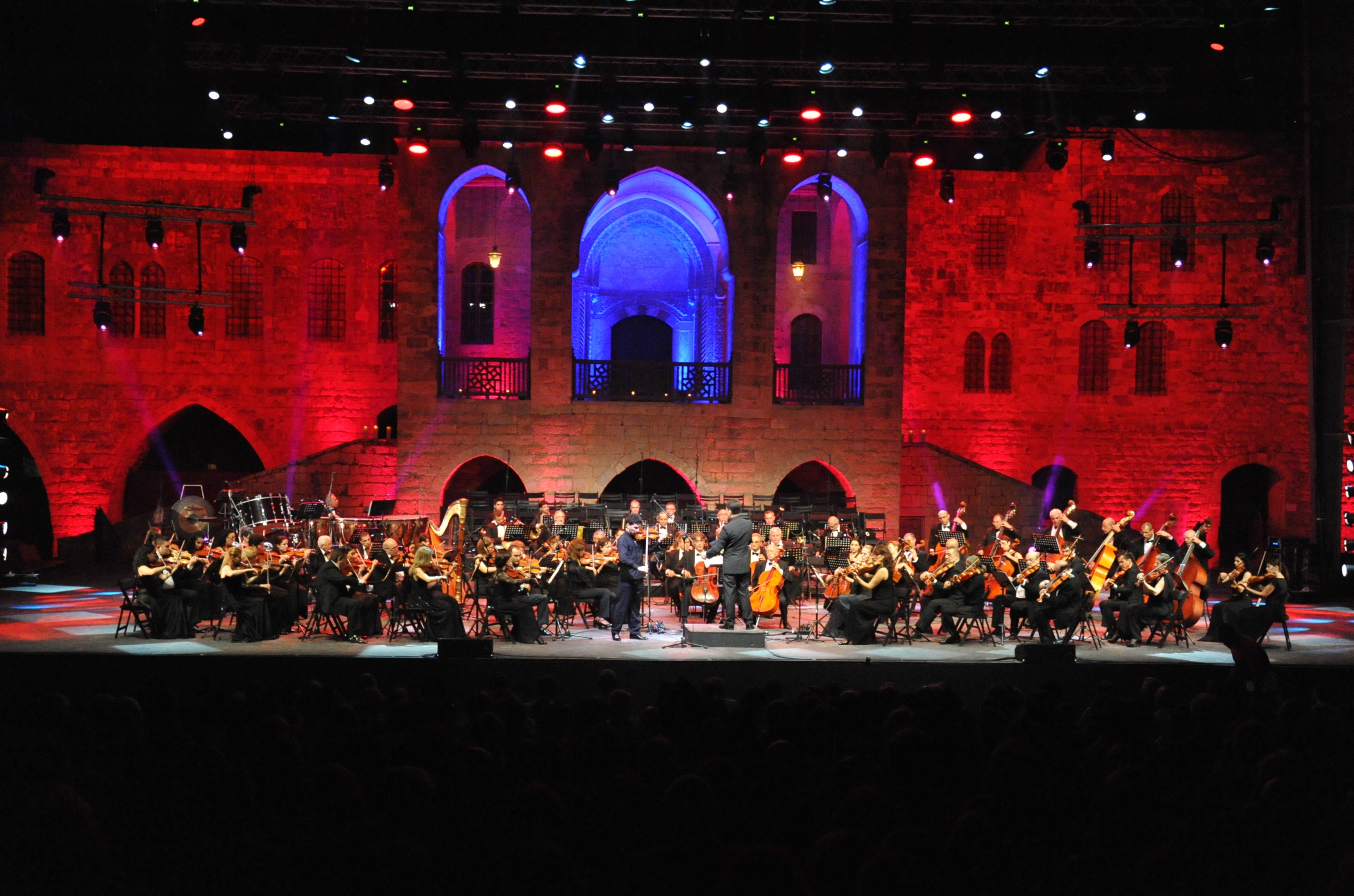 The Armenian National Philharmonic Orchestra and Sergey Khachatryan