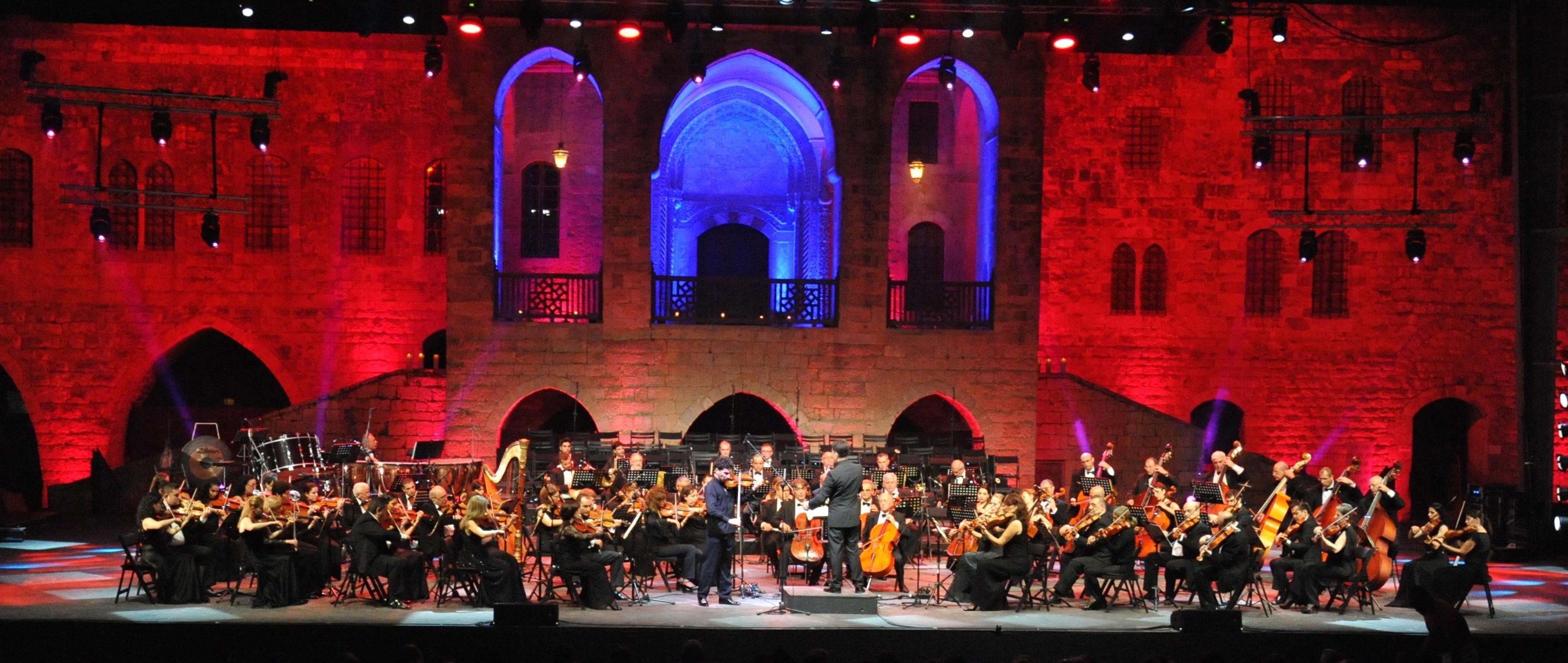 AGBU Lebanon Co-Organizes Concert at the Beiteddine Art Festival