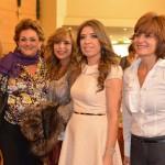 Maral Vartanian, Taline Kamakian, Kaline Yaverian and Arda Yanikian
