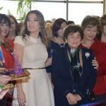Kaline Yaverian, Lucy Tutunjian,  Seta Demirdjian , Taline Bachian (during the inauguration)
