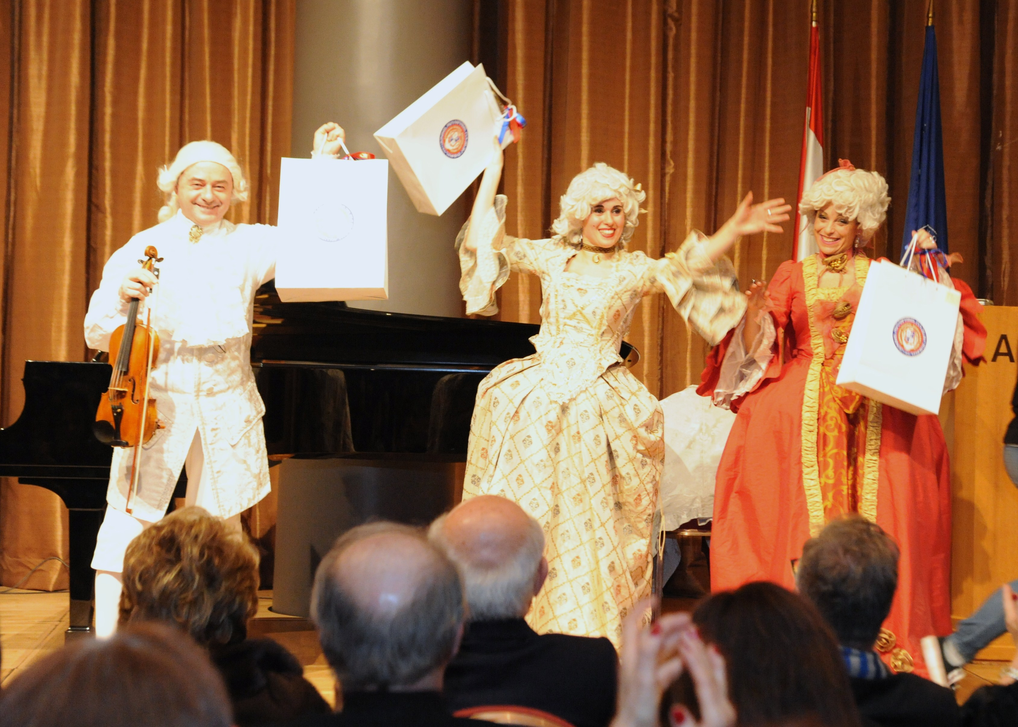 AGBU Lebanon and the Italian Cultural Institute; The Baroque Ensemble