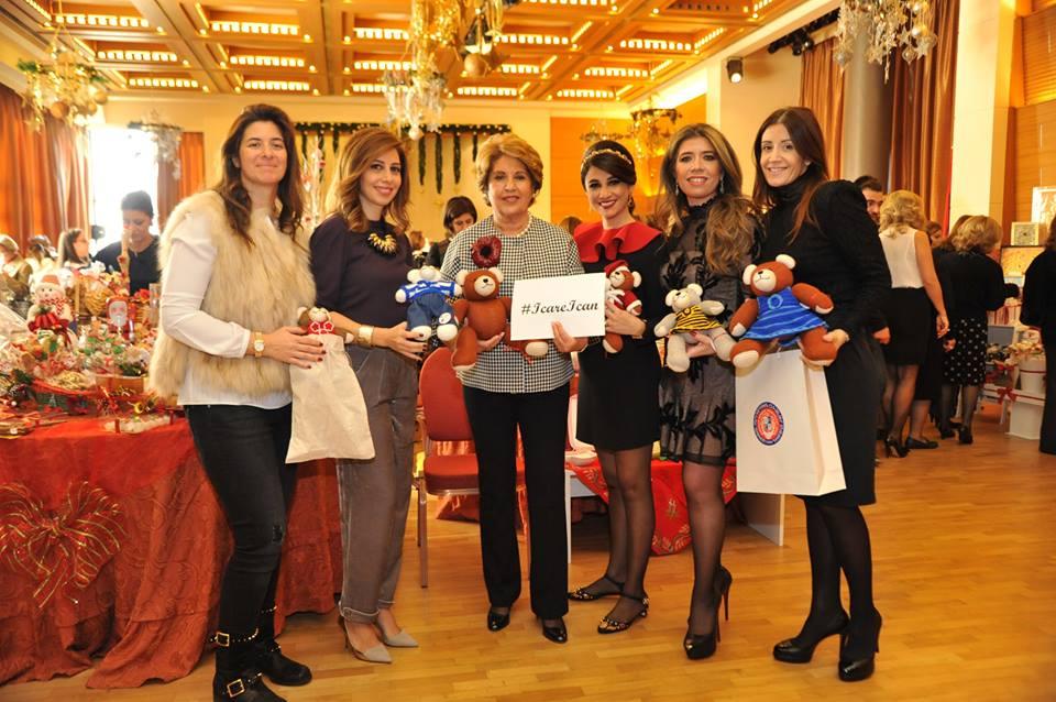 AGBU Lebanon Ladies Auxiliary; Armenian Traditional Christmas Bazaar 2015