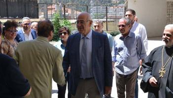 AGBU President's Visit to Zahle