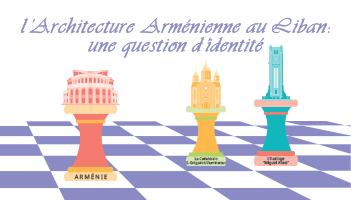 """""""L'architecture arménienne au Liban : une question d'identité"""""""