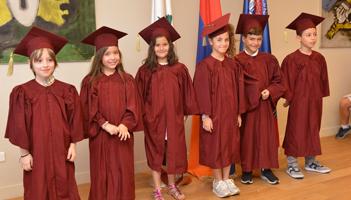 Armenian Studies Saturday School: Graduation