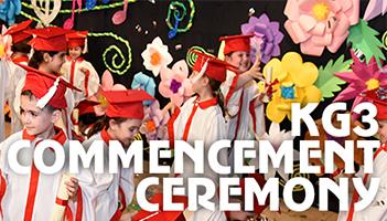 AGBU Schools Graduates Kindergarten Students