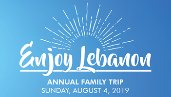 AGBU Lebanon Veterans: Annual Family Trip