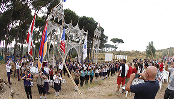 AGBU-AYA Antranik Sevan Scouts Movement: The Tale of the Seven Kingdoms