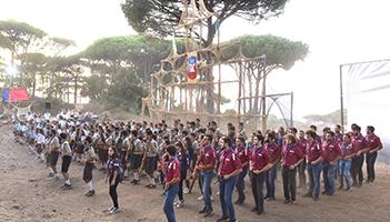 AGBU-AYA Antranik Antelias Scouts Movement: Since 1972…