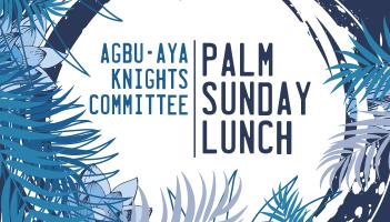 AGBU-AYA Knights: Palm Sunday Lunch